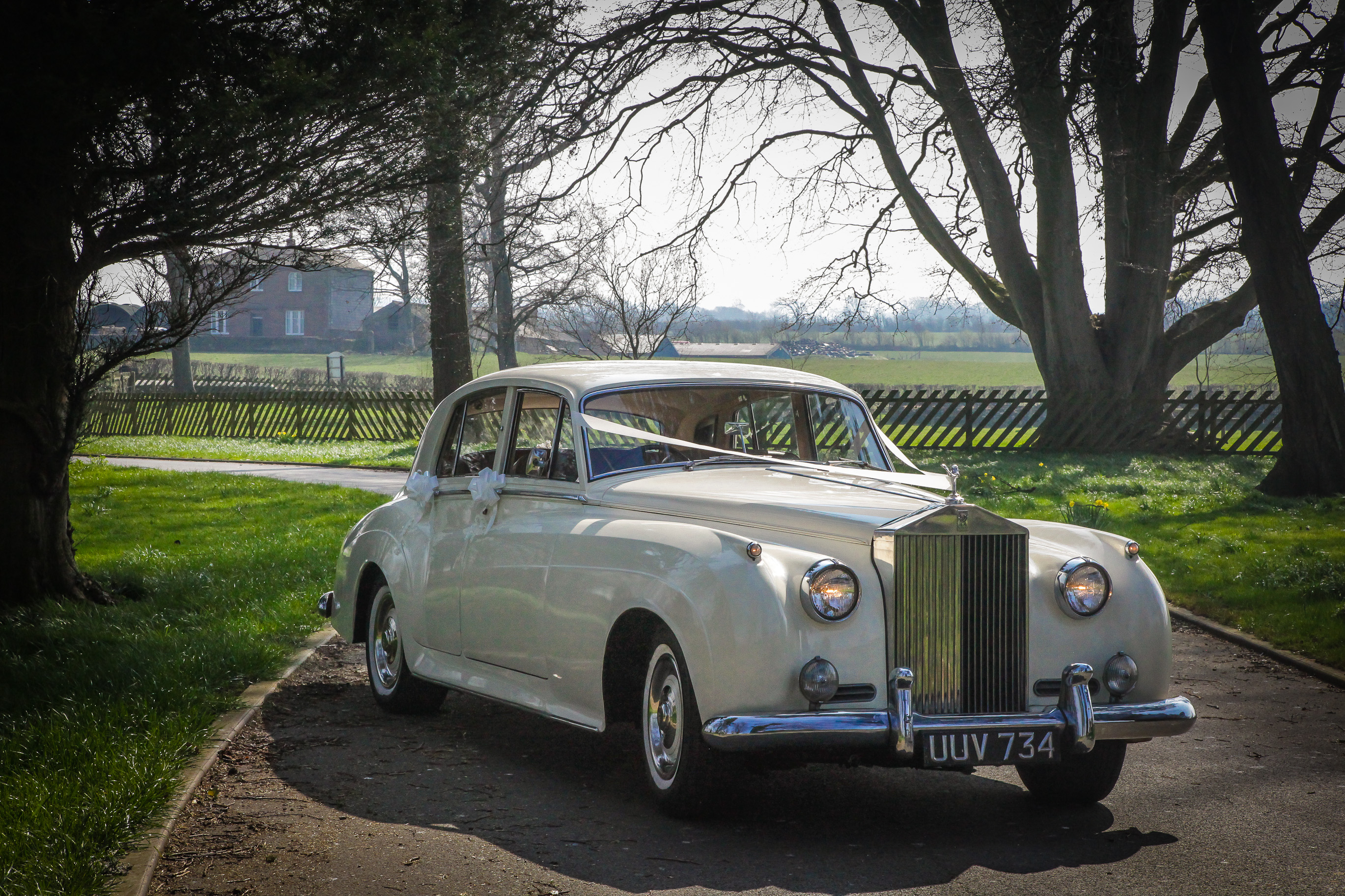 1958 Rolls Royce Cloud