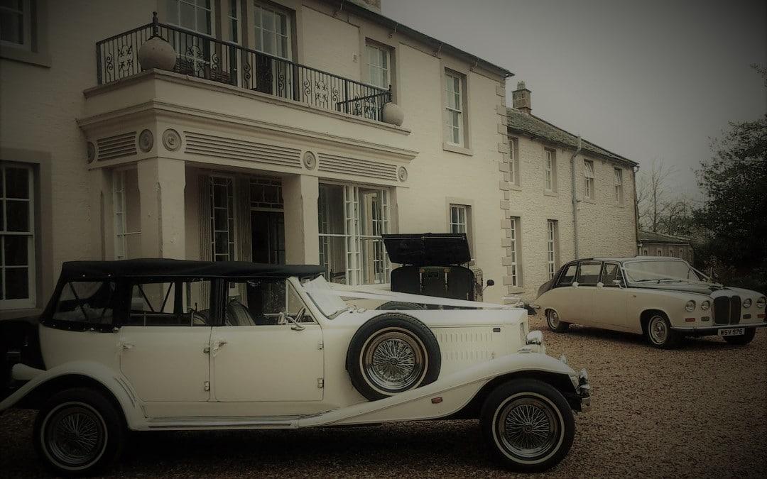 Ivory Beauford & Black & Ivory Daimler Limousine