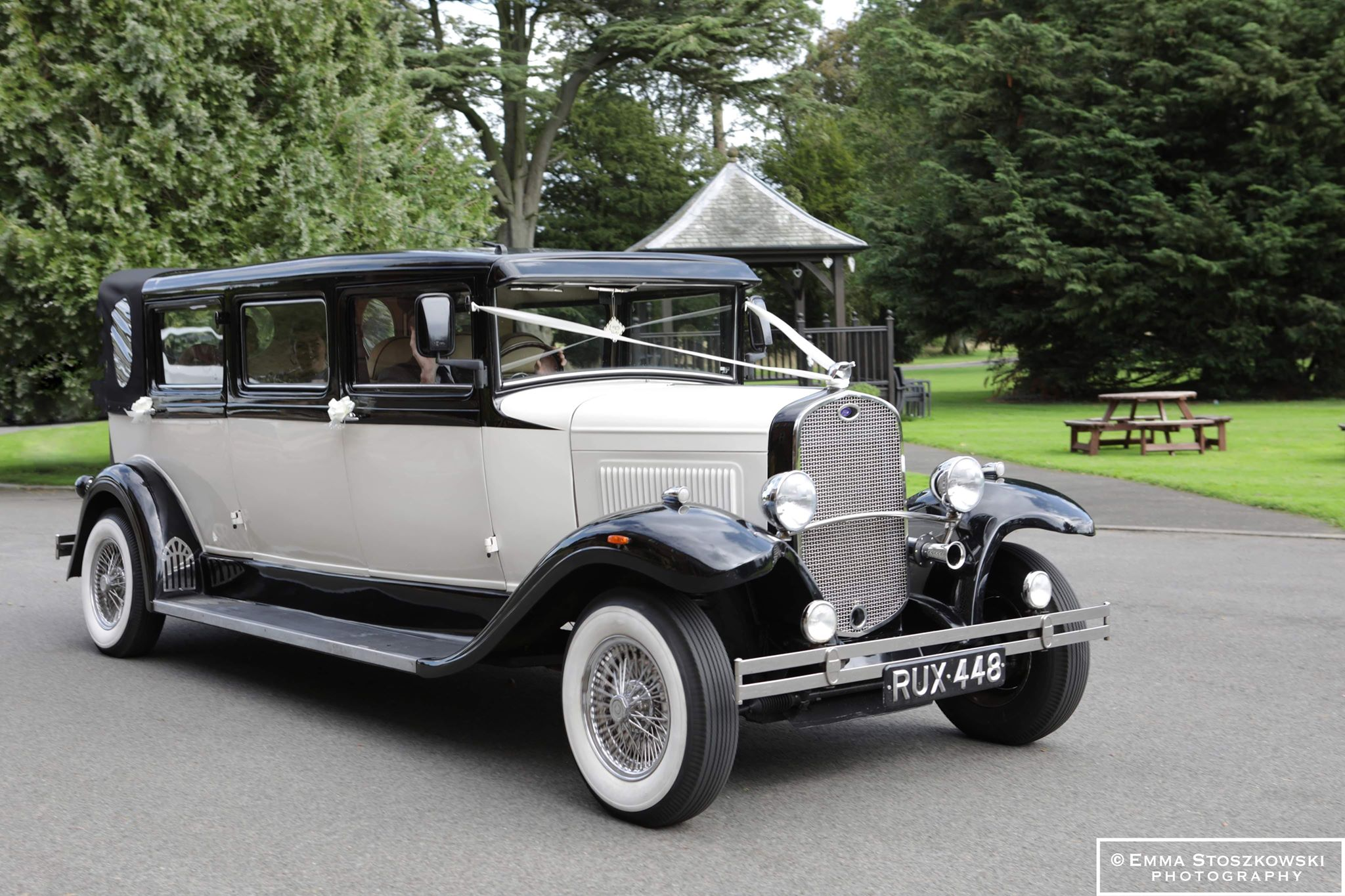 Bramwith (seats 5 passengers) Wedding Car Hire